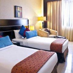 Landmark Hotel Riqqa 4* Стандартный номер с различными типами кроватей фото 4