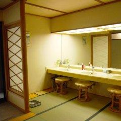 Отель Seiryu No Yado Kawachi Айдзувакамацу ванная
