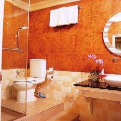 Отель Sams Lodge 2* Улучшенный номер с различными типами кроватей фото 26