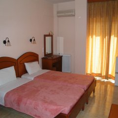 Отель Athinaiko 2* Стандартный номер с различными типами кроватей фото 2