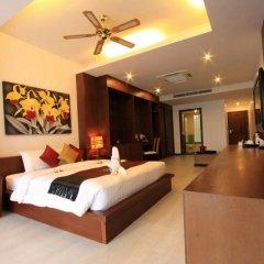 Отель Ramada by Wyndham Aonang Krabi 4* Улучшенный номер с различными типами кроватей фото 4