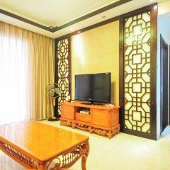 Отель Golden Mango Апартаменты с различными типами кроватей фото 42