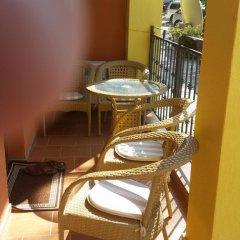 Отель Samara Beach Apartment Болгария, Балчик - отзывы, цены и фото номеров - забронировать отель Samara Beach Apartment онлайн балкон