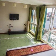 Отель Vietnam Backpacker Hostels - Downtown Стандартный номер с различными типами кроватей фото 5