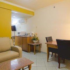 Отель Wyndham Garden Guam 3* Люкс с различными типами кроватей фото 3