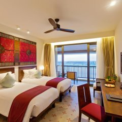 Hoi An River Town Hotel 4* Номер Делюкс с различными типами кроватей фото 10