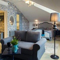 Мини-отель Грандъ Сова Номер Делюкс с различными типами кроватей фото 3