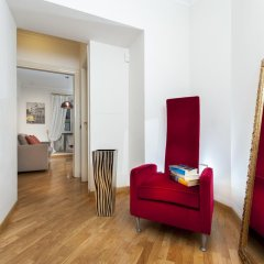 Апартаменты Corso Vittorio Apartments комната для гостей