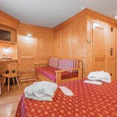 Hotel Lo Scoiattolo 4* Стандартный номер с различными типами кроватей