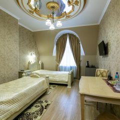 Гостиница Барские Полати Стандартный номер с 2 отдельными кроватями фото 16