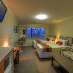 Отель Tropixx Motel & Restaurant 4* Стандартный номер с различными типами кроватей
