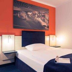Mercure Hotel Stuttgart City Center 4* Стандартный номер с различными типами кроватей