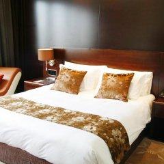 Отель Mercure Shanghai Royalton 4* Стандартный номер с различными типами кроватей фото 6