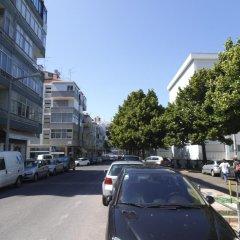 Отель Alameda Lisbon Light парковка