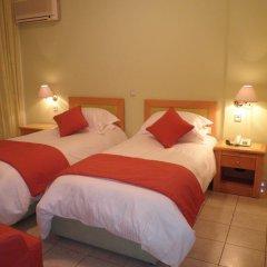 Atlantis Hotel 4* Стандартный номер с 2 отдельными кроватями фото 3