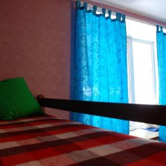 Hostel Panamas Стандартный семейный номер с разными типами кроватей фото 2