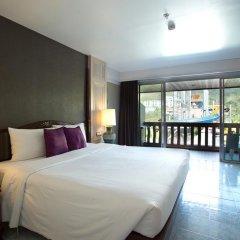 Отель Phuket Orchid Resort and Spa 4* Стандартный номер с двуспальной кроватью фото 9