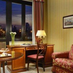 Отель Atahotel Linea Uno 4* Студия с различными типами кроватей фото 3