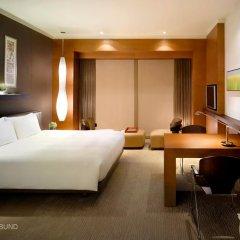 Отель Hyatt On The Bund 5* Стандартный номер с различными типами кроватей фото 3