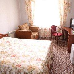 Гостиница Лотус 3* Улучшенный номер с различными типами кроватей фото 3