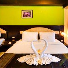 Samui First House Hotel 3* Номер Делюкс с различными типами кроватей
