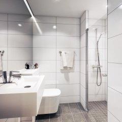 Thon Hotel Wergeland 3* Стандартный номер с различными типами кроватей