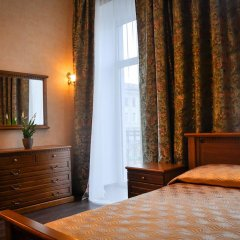 Гостевой дом на Московском Номер Комфорт с различными типами кроватей фото 7