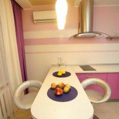 Апартаменты на Луговой 67/69 Студия с различными типами кроватей фото 22