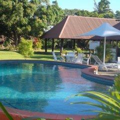 Отель Geckos Resort бассейн фото 2