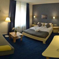 Гостиница Ajur 3* Стандартный номер 2 отдельными кровати фото 26