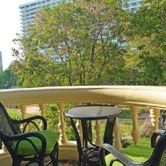 Отель Man Guest House балкон