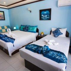 Отель The Grand Orchid Inn 2* Семейный номер Делюкс разные типы кроватей фото 7