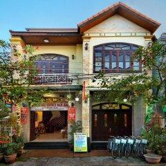 Отель Hoa Mau Don Homestay Улучшенный номер с различными типами кроватей фото 7