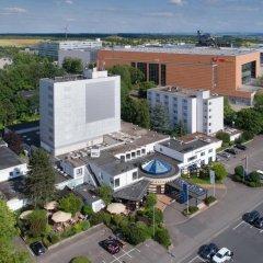 Отель Best Western Premier Parkhotel Kronsberg парковка