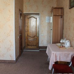Гостиница Татьяна 2* Стандартный номер с 2 отдельными кроватями