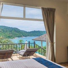 Отель Villa Amanzi Таиланд, пляж Ката - отзывы, цены и фото номеров - забронировать отель Villa Amanzi онлайн балкон