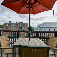 Отель Federal Flats - Capitol Hill балкон