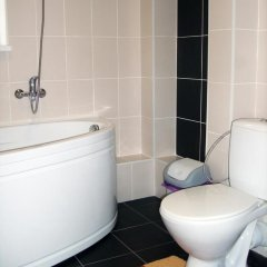 Гостиница Бресткая Башня Беларусь, Брест - отзывы, цены и фото номеров - забронировать гостиницу Бресткая Башня онлайн ванная