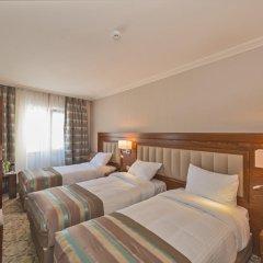 Отель BEKDAS DELUXE 4* Стандартный семейный номер с двуспальной кроватью фото 9