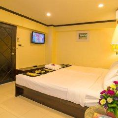 Krabi City Seaview Hotel 2* Улучшенный номер с различными типами кроватей фото 2