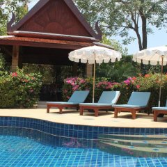 Отель La Maioun бассейн фото 3