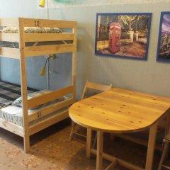 Хостел Камелия Кровать в общем номере двухъярусные кровати фото 13