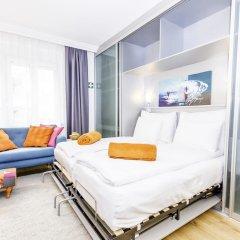 Апартаменты Mar Suite Apartments - Center Студия с различными типами кроватей
