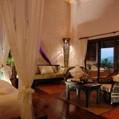 Отель Mangosteen Ayurveda & Wellness Resort 4* Президентский люкс с двуспальной кроватью фото 8