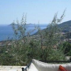 Апартаменты Deniz Apartment пляж