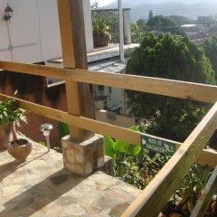 Hotel Guancascos балкон