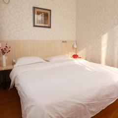 Beijing Sicily Hotel 2* Стандартный номер с двуспальной кроватью фото 6