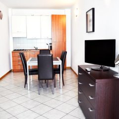 Отель BB Hotels Aparthotel Navigli 4* Студия с различными типами кроватей фото 19