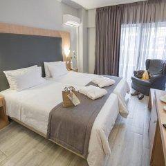Отель Polis Grand 4* Номер Комфорт фото 9