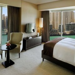 Отель Address Dubai Marina Люкс повышенной комфортности с различными типами кроватей фото 3